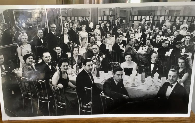 Carshalton Dinner & Dance Circa