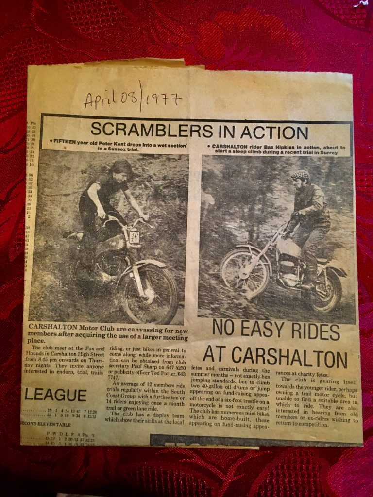 Scramblers in Action